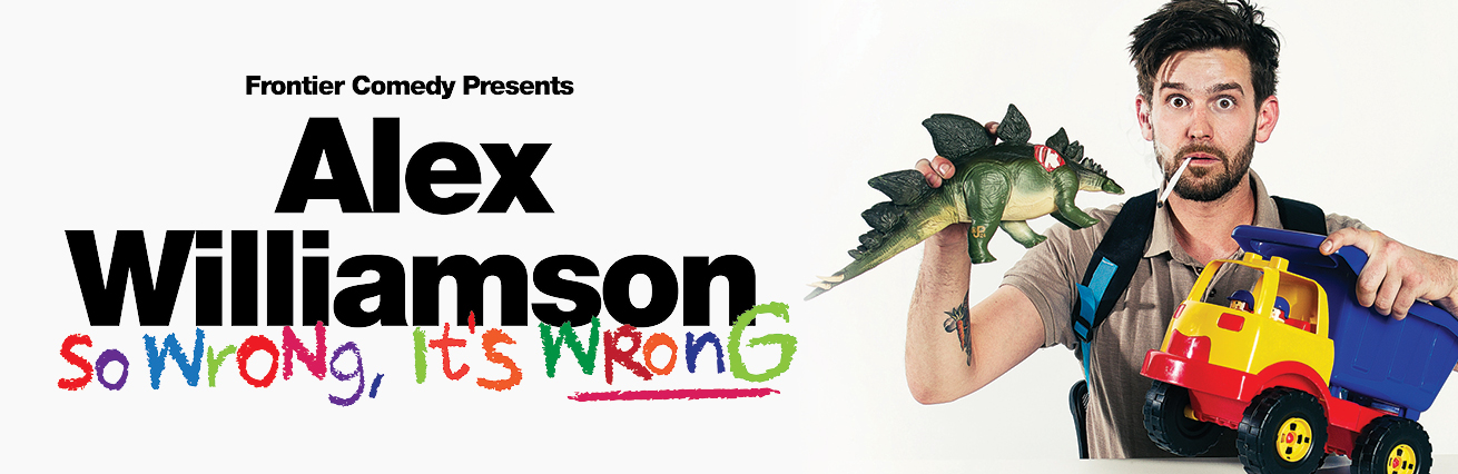 Alex Williamson - So Wrong It's Wrong