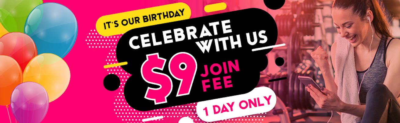 Health Mates $9 Birthday Sale