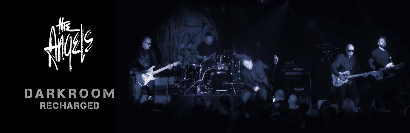 The Angels - Darkroom POSTPONED