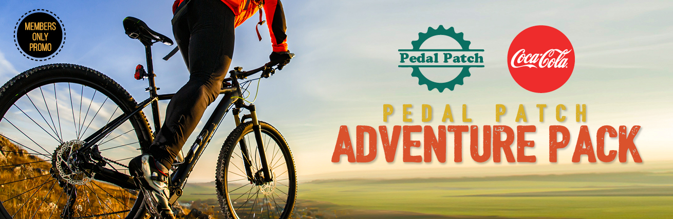 Pedal Patch Adventure Pack