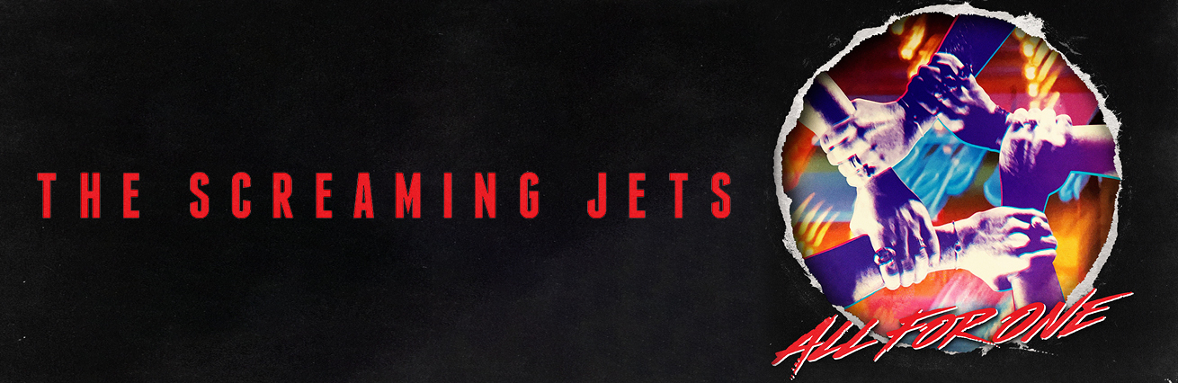 The Screaming Jets - All For One 30th Anniversary Tour